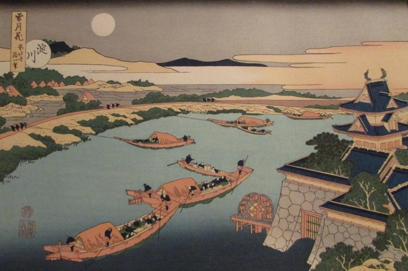 Hokusai Yodo a