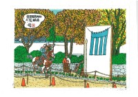 Horseback Archery in Kasama Shrine