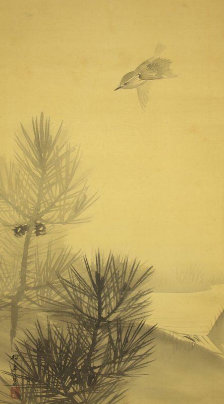 Fujii Shorin (1824~1894) b