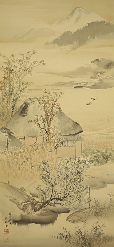 Fujiyama Kakujo (1870~ c