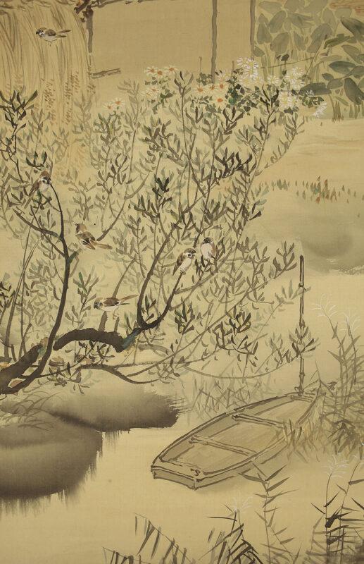 Fujiyama Kakujo (1870~ f