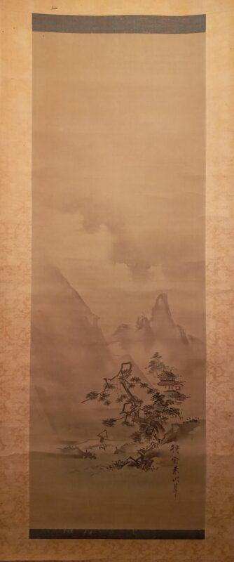 Kano Toshinobu detail 3