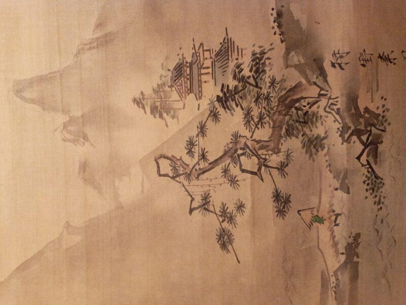 Kano Toshinobu detail 5
