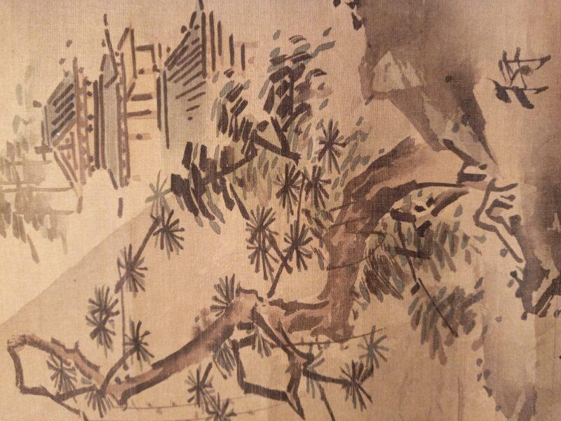 Kano Toshinobu detail 1