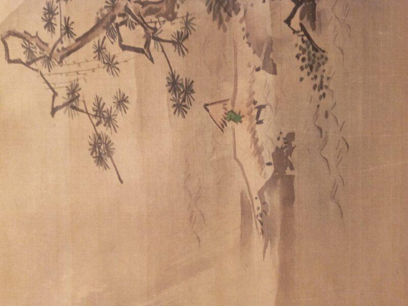 Kano Toshinobu detail 2