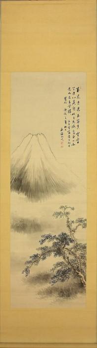 Landscape Scrolls - 山水掛軸