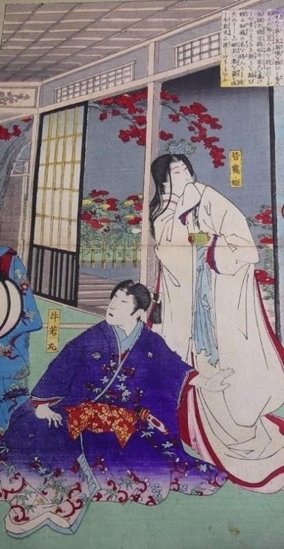 Chikanobu 1885 a