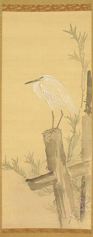 Araki Kanpo (1831~1915) b