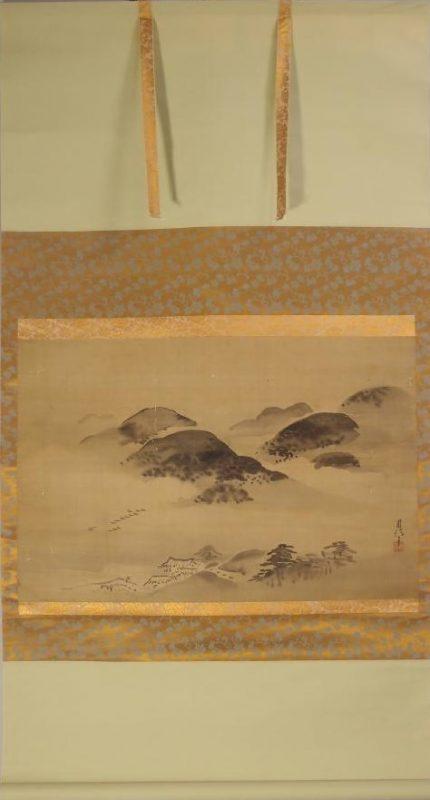 Kanō Chikanobu a