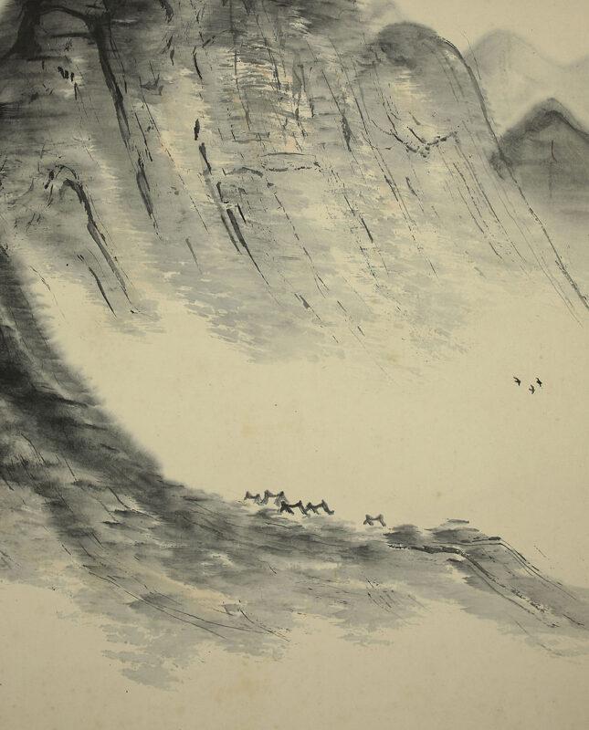 Yazawa Gengetsu (1886~1952) d
