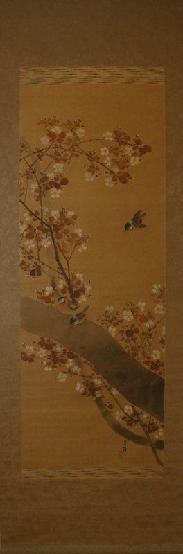 Maekawa Bunrei – sakura a