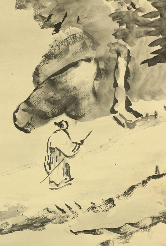 野澤如洋 nozawa joyo 1865- g