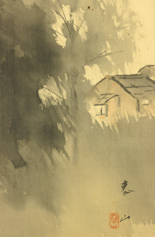 TateWaki Taizan (1886 – 1970) c