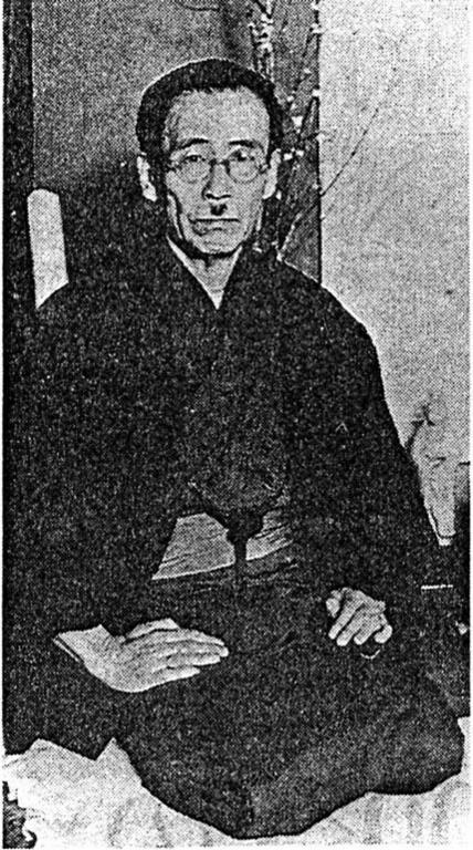 TateWaki Taizan (1886 – 1970) d